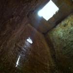 Nei sotterranei di Leuca piccola