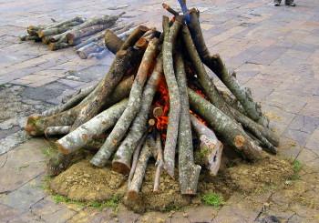 fuoco dell'aquila