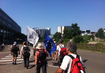 Freccia d'Europa - arrivo - 08 luglio 2013