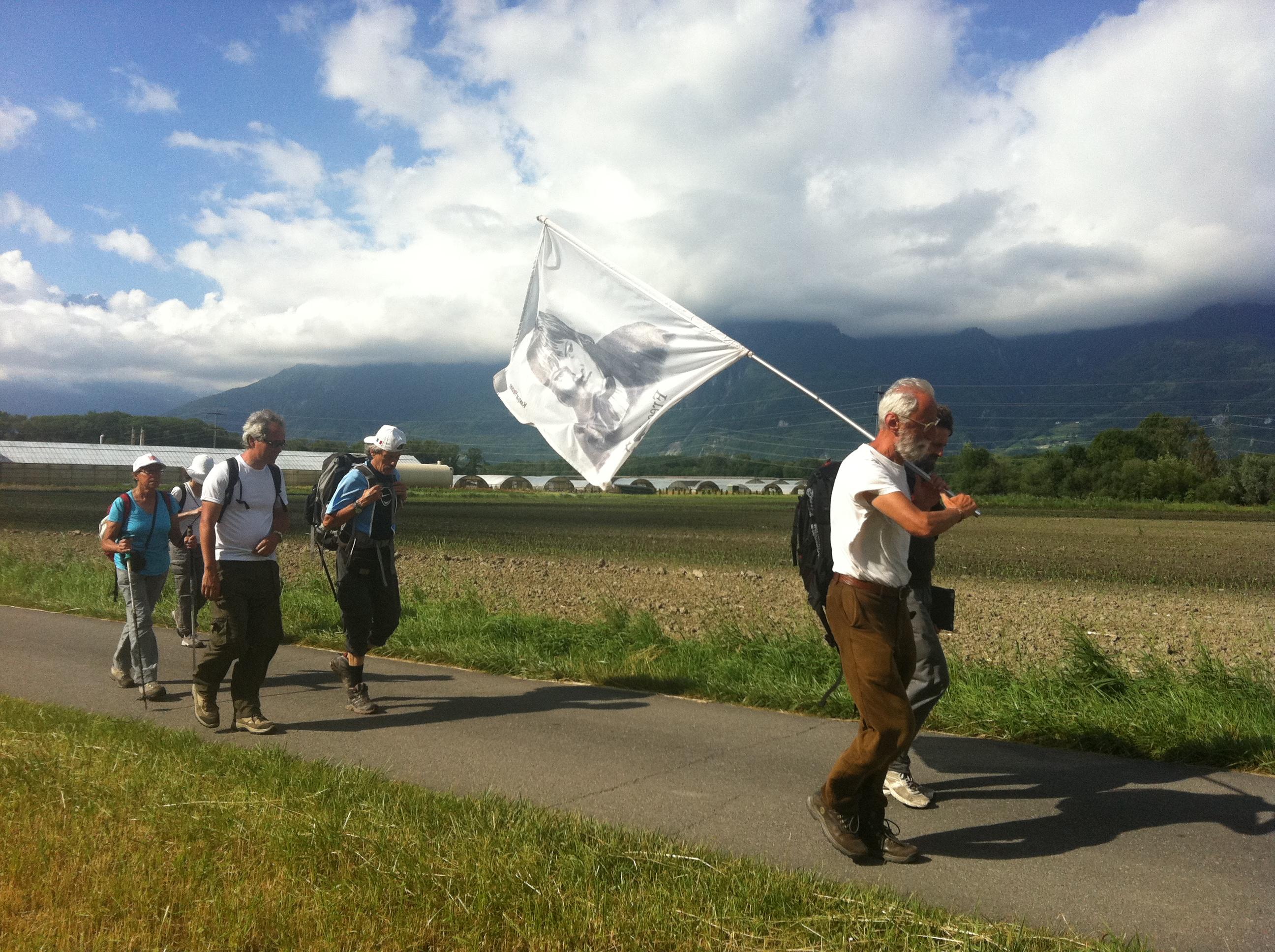 Freccia d'Europa - strade svizzere - 22 giugno 2013a