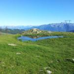 Via Priula, paesaggio