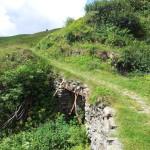 Piccolo sentiero sulla Via Priula