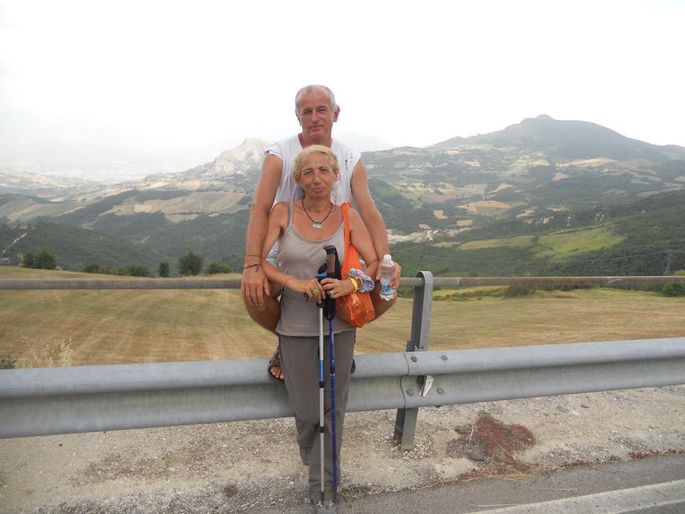 Tina Imbriano e Giovanni Giovannetti