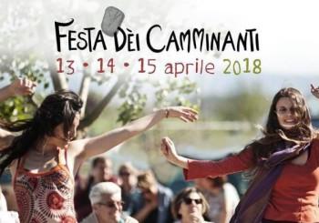 RN alla Festa Dèi Camminanti a Vico Pisano 13.14.15 aprile 2018