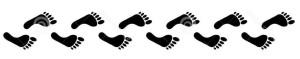 insieme-di-vettore-dell-icona-umana-di-orme-la-raccolta-di-nudo-paga-stivali-scarpe-da-tennis-scarpe-con-i-talloni-65554615