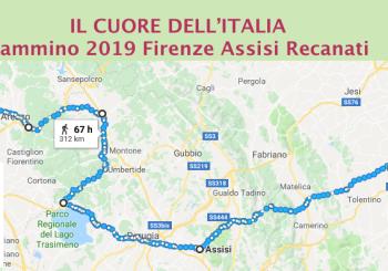 Stiamo lavorando al cammino 2019: IL CUORE DELL'ITALIA