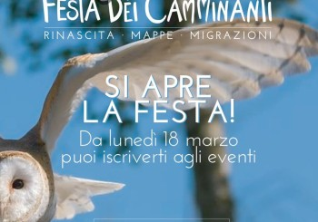 Repubblica Nomade alla Festa Dèi Camminanti 5-6-7 APRILE 2019 MONTE PISANO (PI)