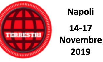 TERRESTRI, Napoli 14 – 17 Novembre 2019