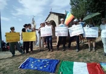Rimandato anche L'ITALIA CHE RESISTE – A piedi da Firenze a Sant'Anna di Stazzema