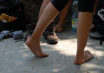 #21giugnoincammino –  ripartiamo con il piede giusto